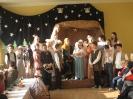 Wigilia szkolna 2012